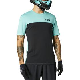 Fox Flexair Delta SS Jersey Men, negro